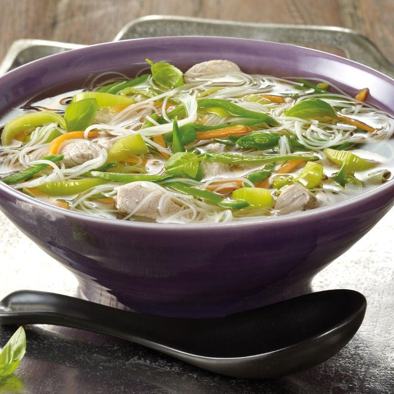 Photo de Soupe de nouilles gourmande prise par WW