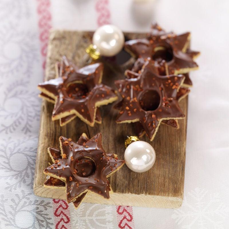 Photo de Etoiles au chocolat épicées prise par WW