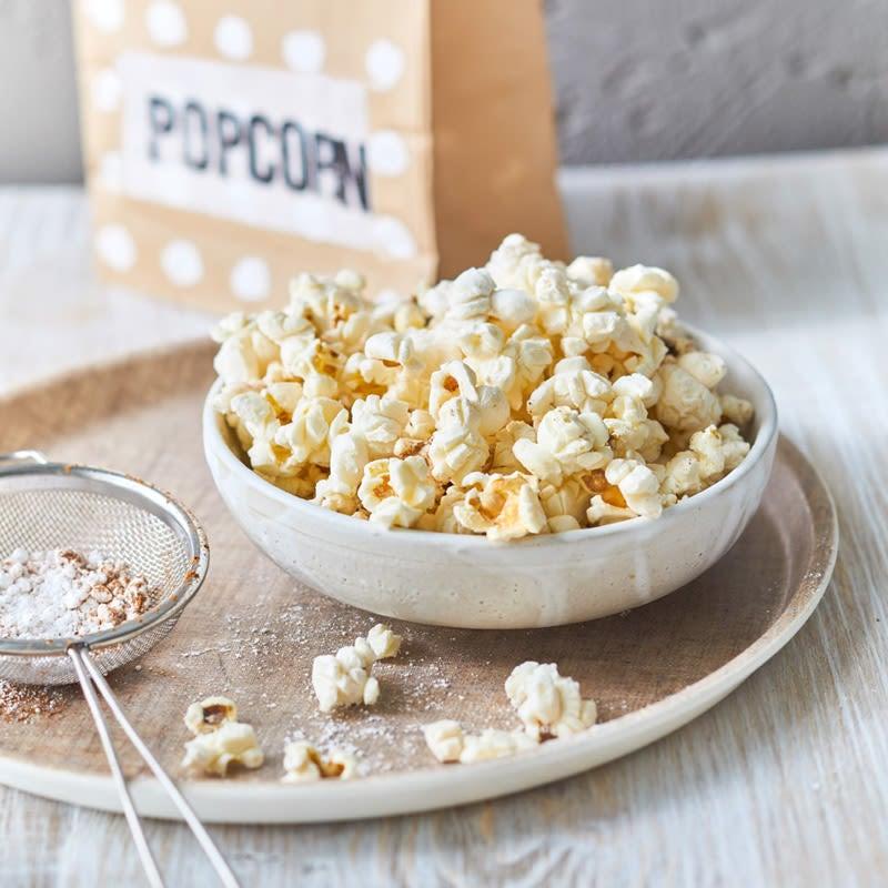 Photo de Popcorn, sucré et épicé prise par WW
