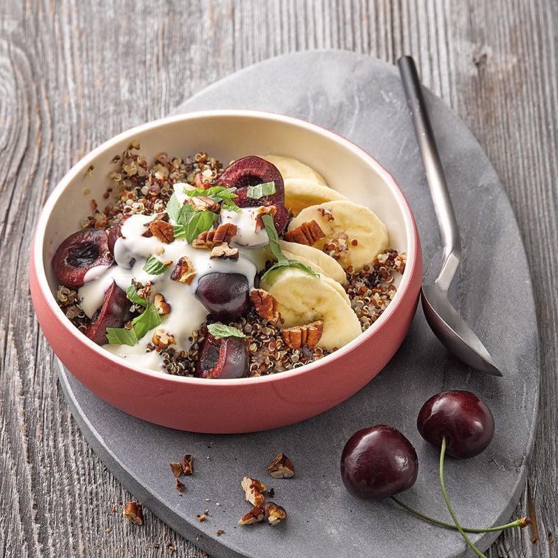 Photo de Bol de quinoa aux cerises prise par WW