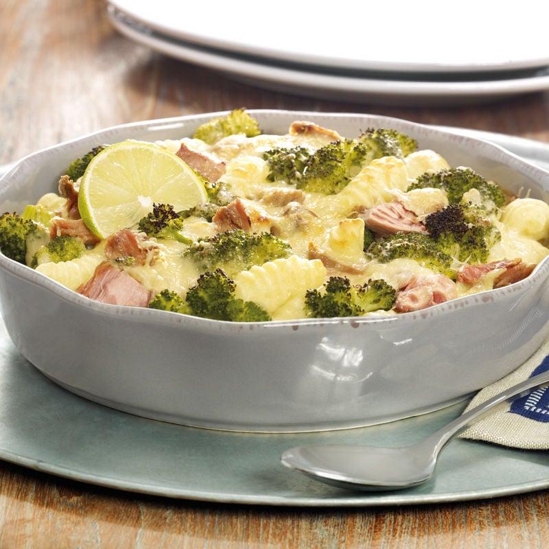 Foto Thunfisch-Gnocchi-Auflauf mit Broccoli von WW