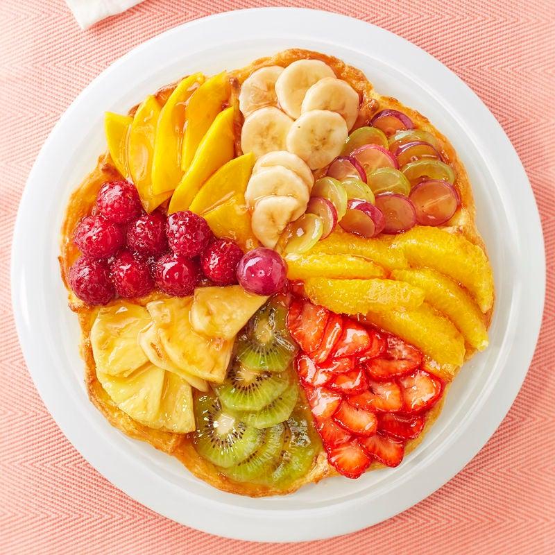 Photo de Tarte aux fruits prise par WW