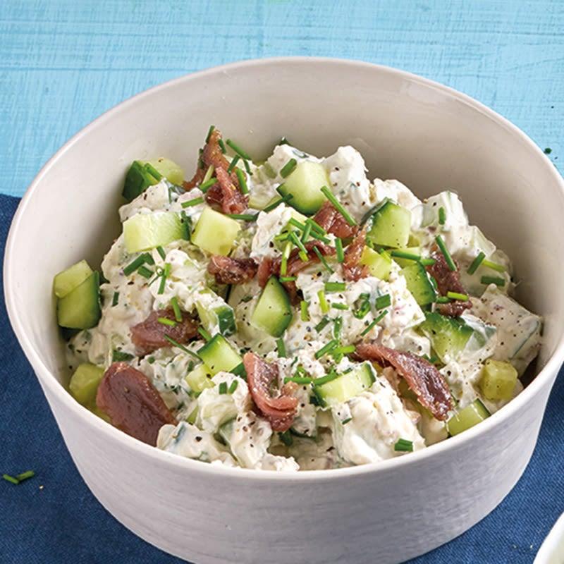 Photo de Salade d'anchois prise par WW