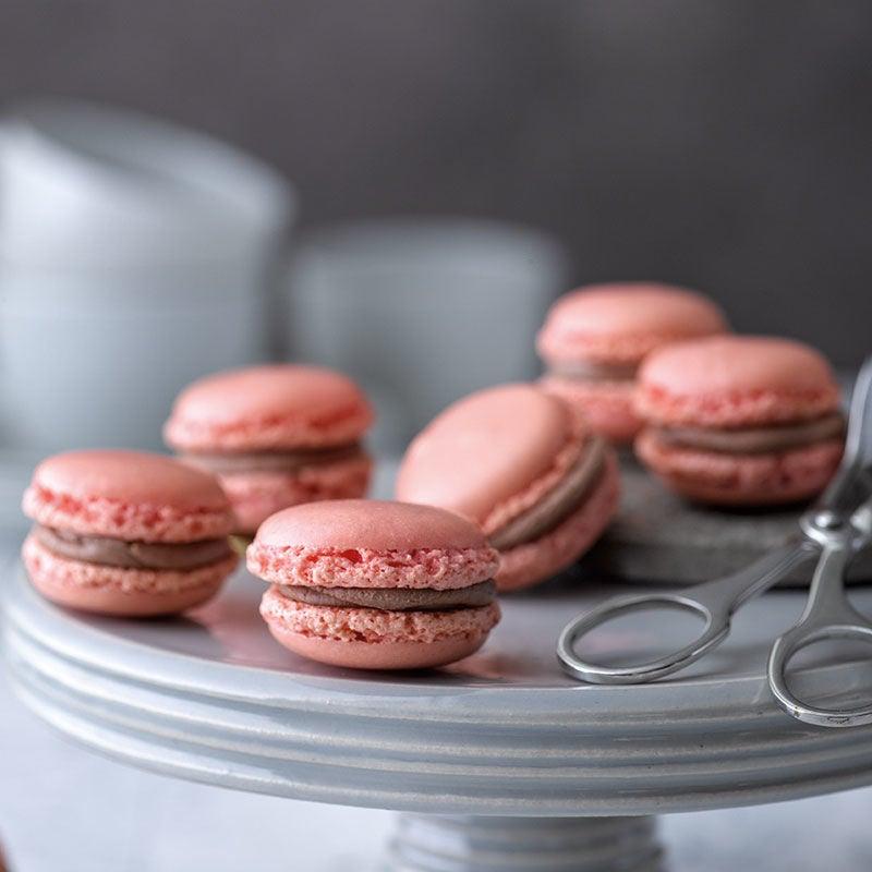 Photo de Macarons au chocolat prise par WW