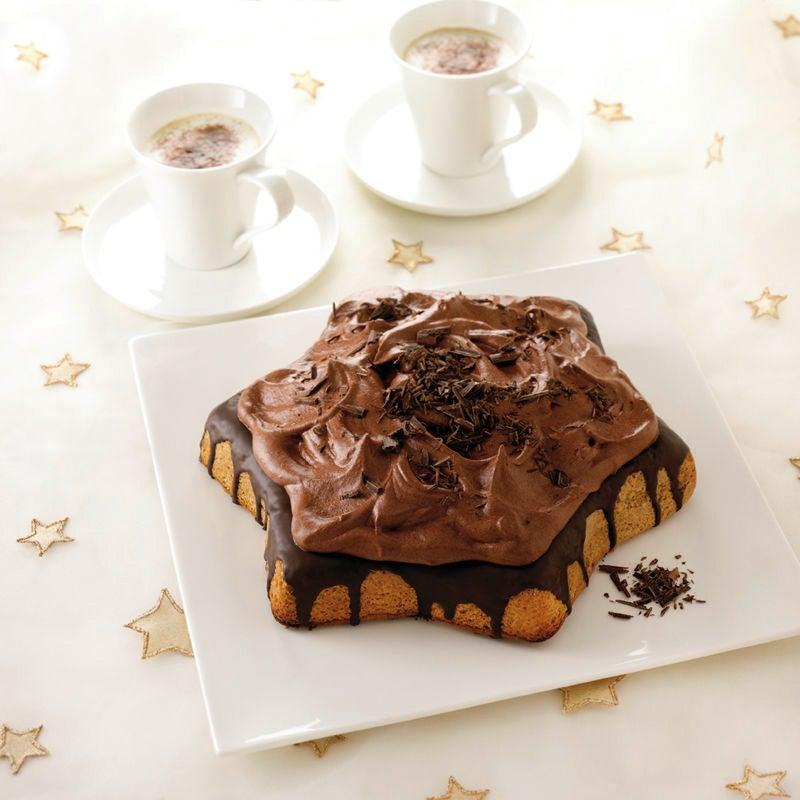 Photo de Gâteau de Noël au chocolat prise par WW