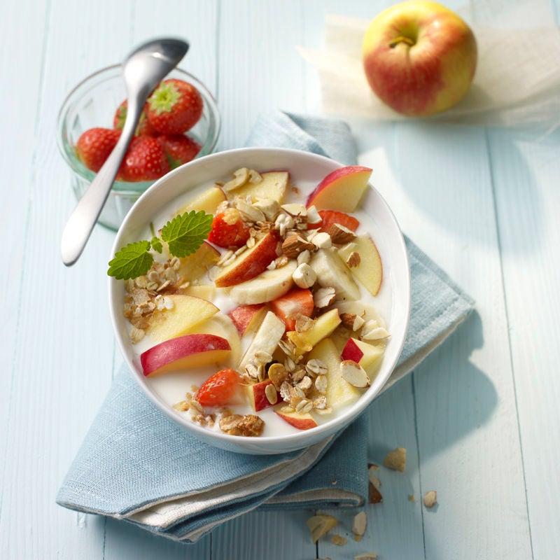 Foto Joghurt-Früchte-Müesli von WW