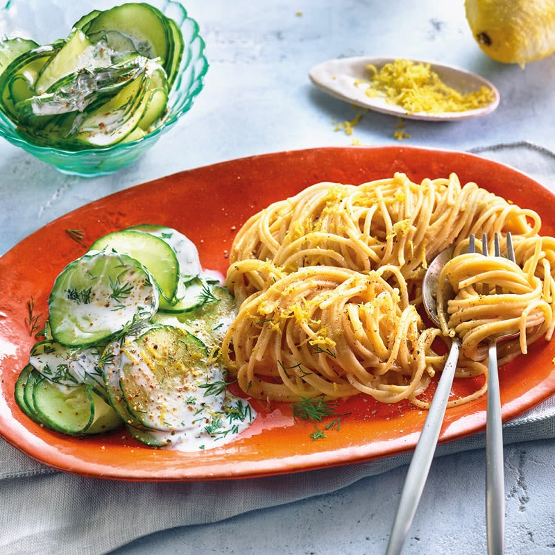 Foto Spaghetti al Limone von WW