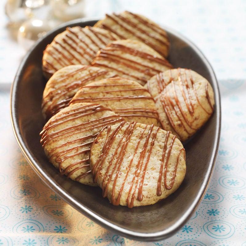 Photo de Biscuits au séré et aux noix prise par WW