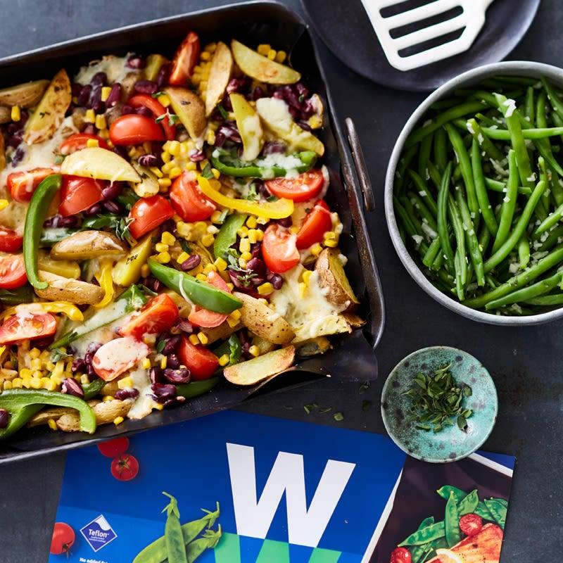 Photo de Légumes au four tex mex prise par WW