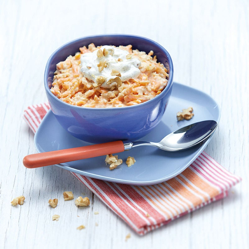 Photo de Porridge façon carrot cake prise par WW