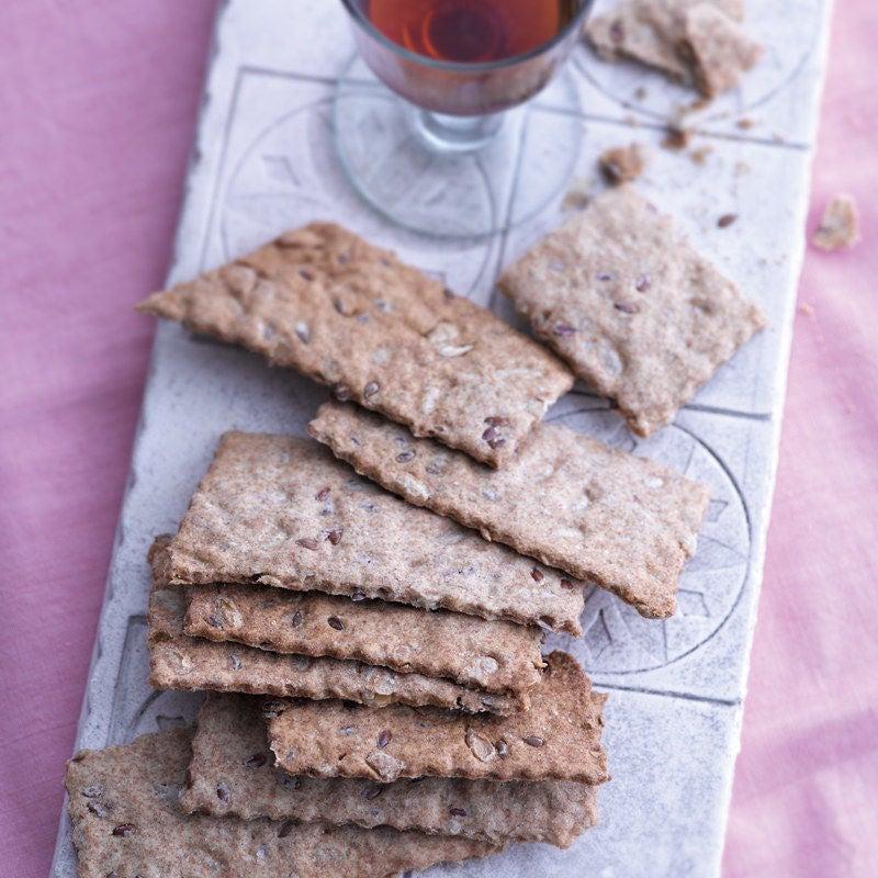 Photo de Crackers de blé complet prise par WW