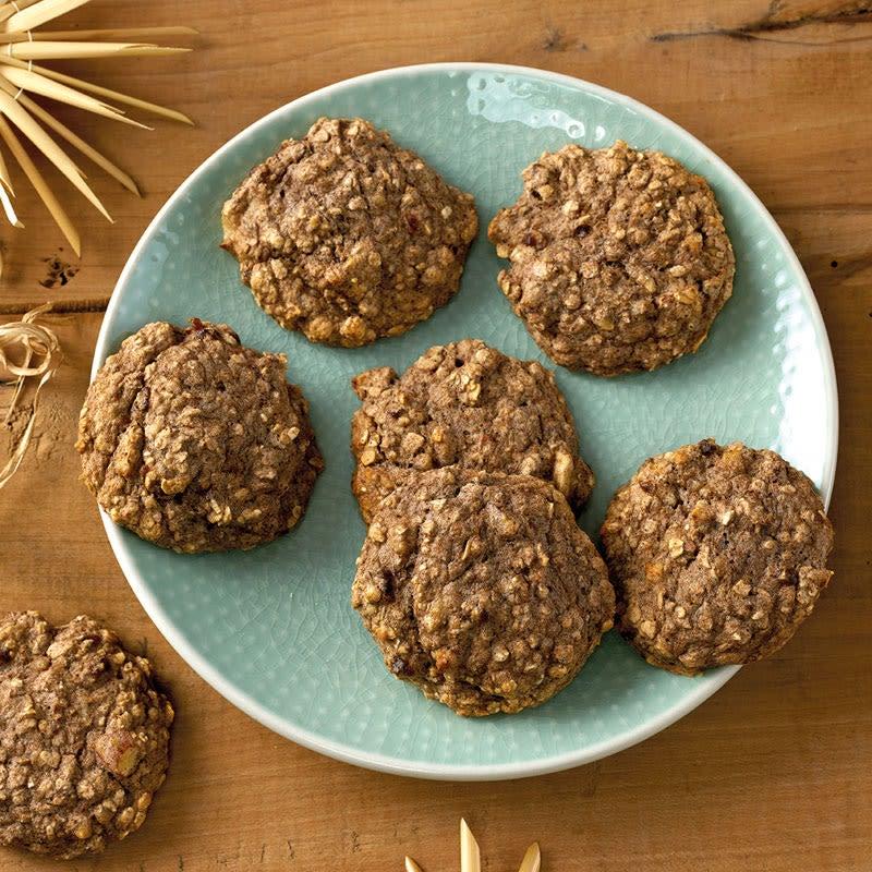 Photo de Cookies aux dattes et aux noix prise par WW